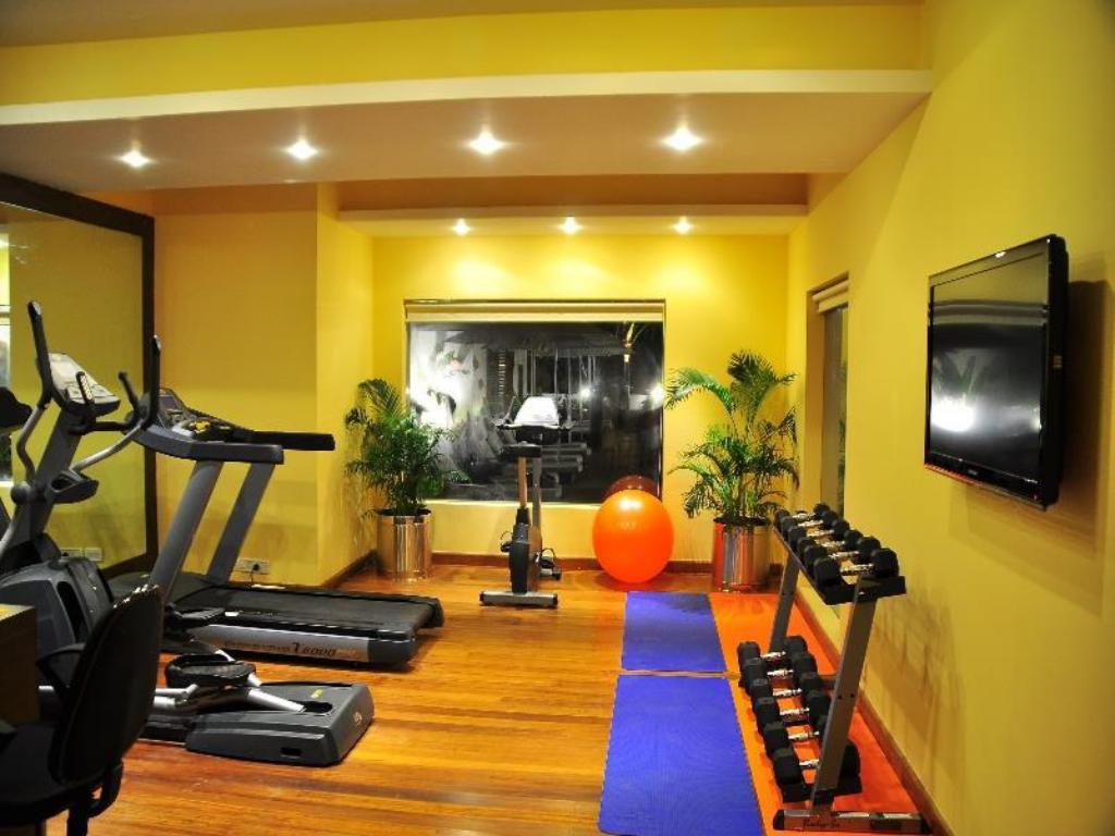Fitness center Citrus Goa Hotel