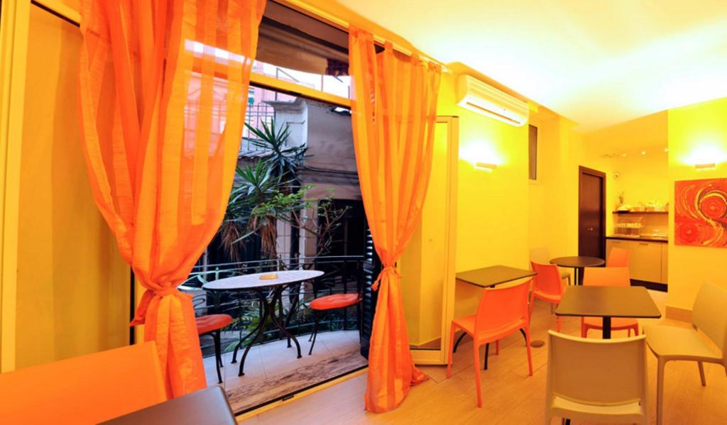 Interior view Hotel Colors