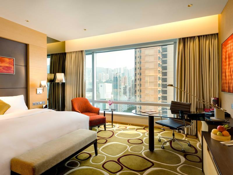 皇冠行政房 (Crowne Plaza Club Room)