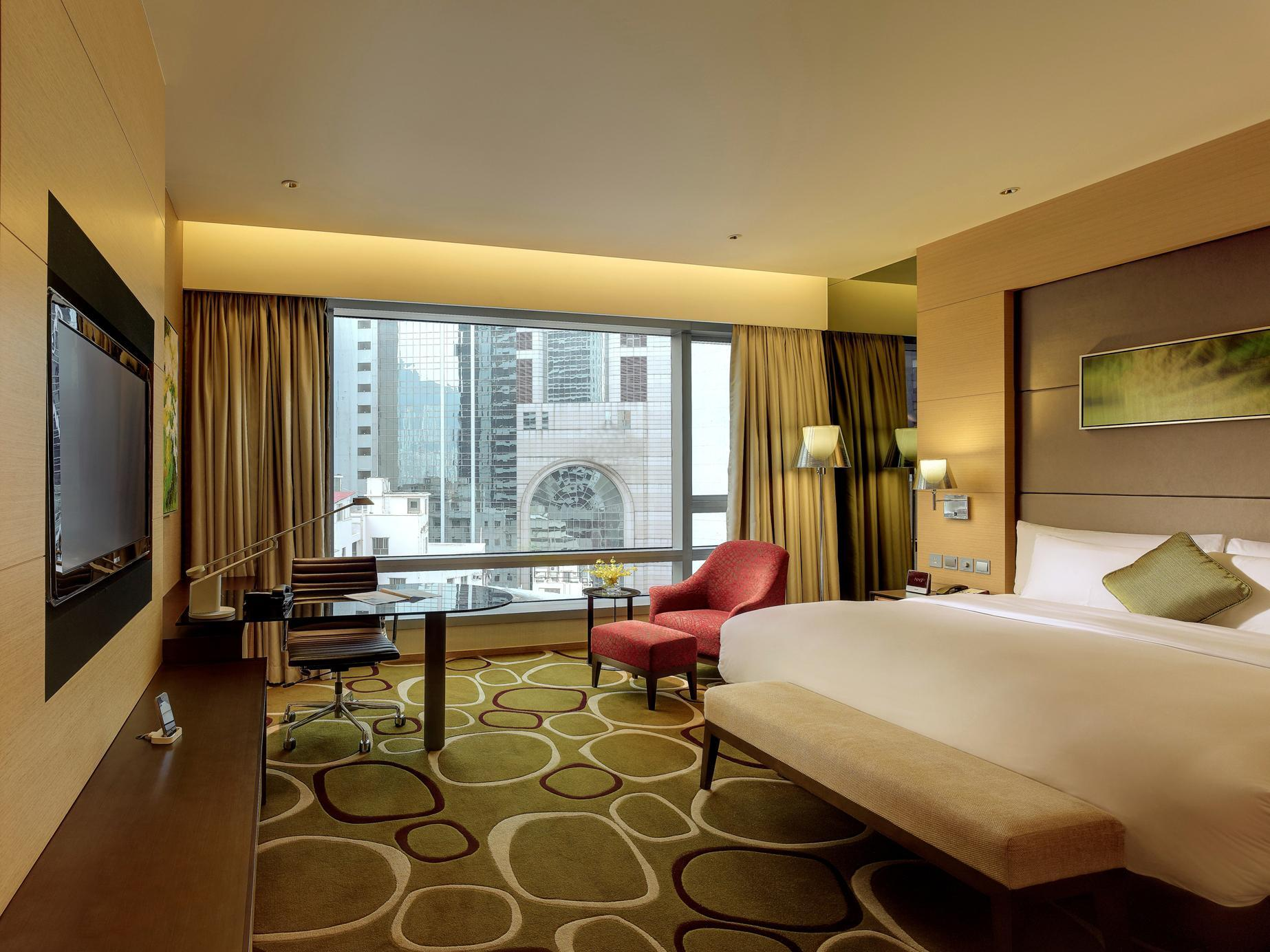 皇冠高級房 (Crowne Plaza Superior Room)