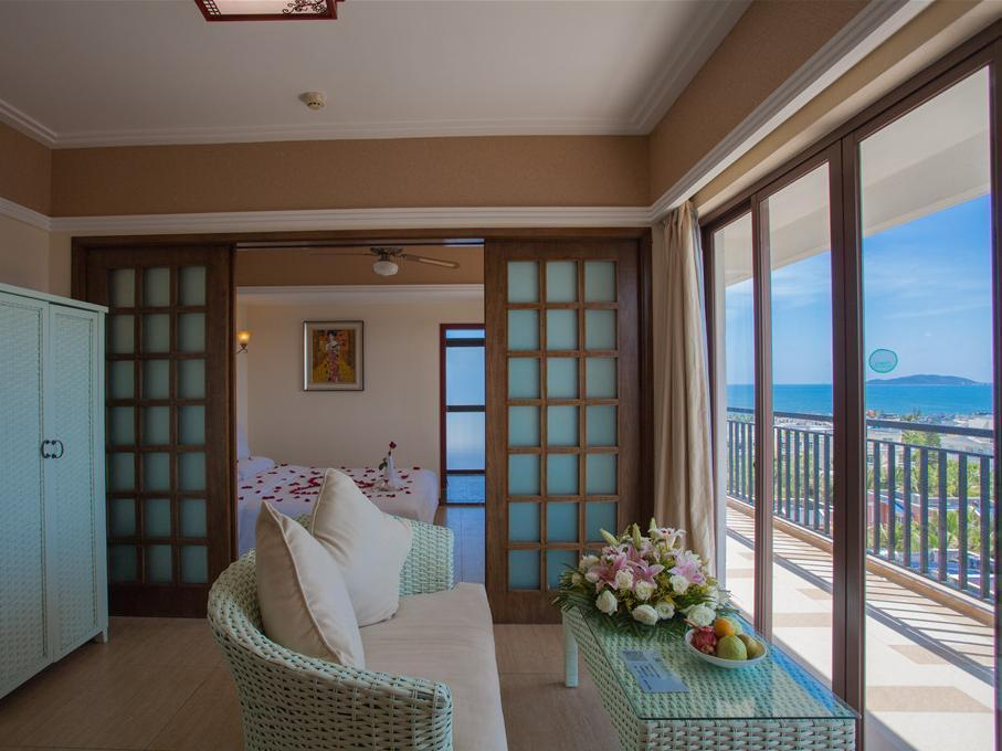Deluxe Suite Sea View