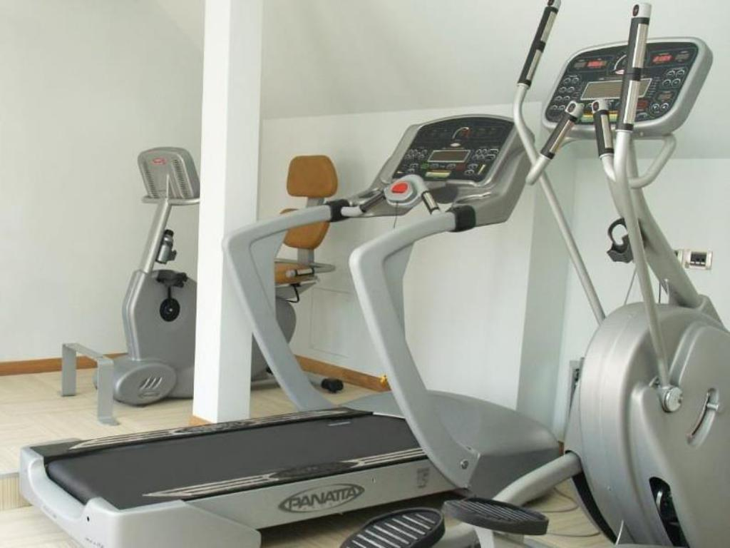 Fitness center Hotel Vardar