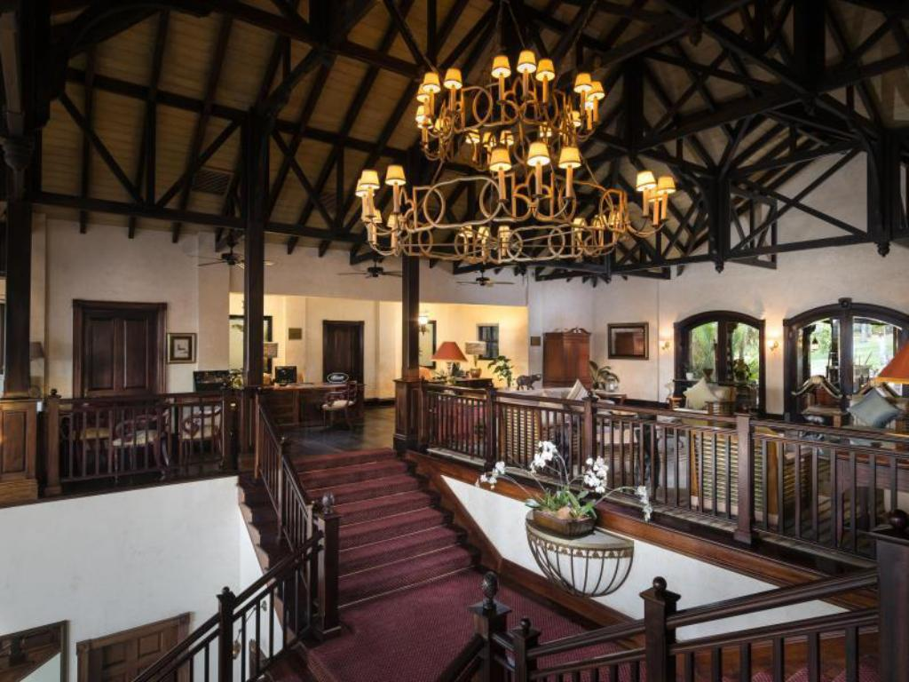 Hall Zimbali Lodge