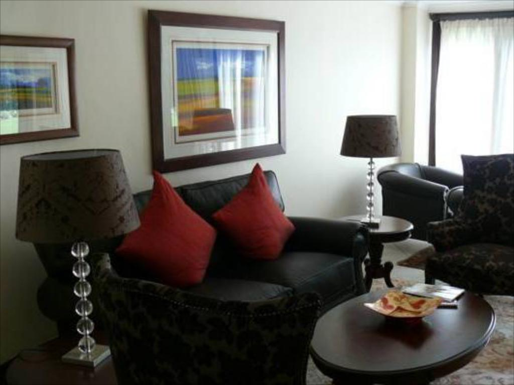 Interior view Sandton Lodge Inanda