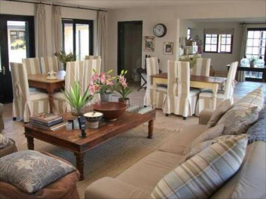 Interior view Plett River Lodge