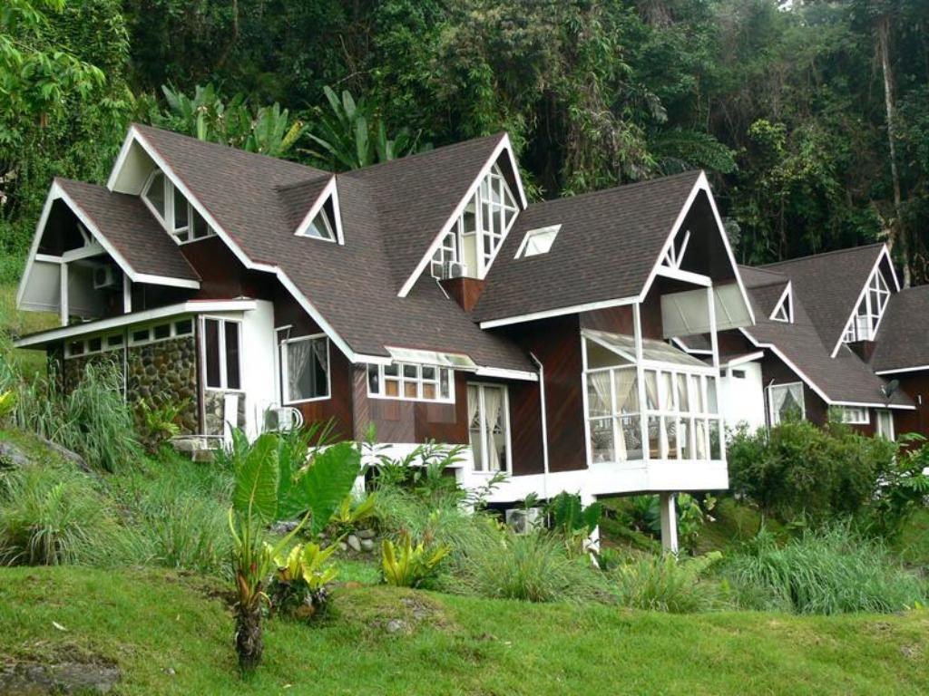 Sutera Sanctuary Lodges at Poring Hot Springs KinabaluNationalPark Malaysia