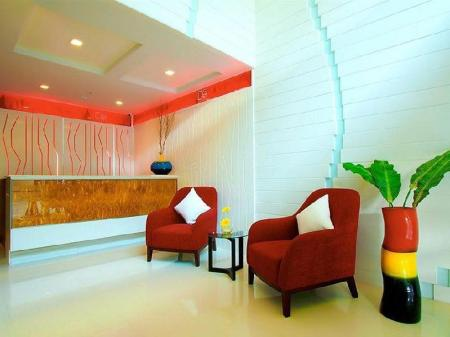 Lobby DS67 Suites Hotel
