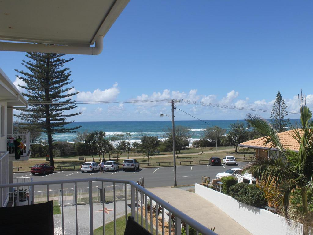 Premier Lägenhet med 2 sovrum Burleigh Point Holiday Apartments