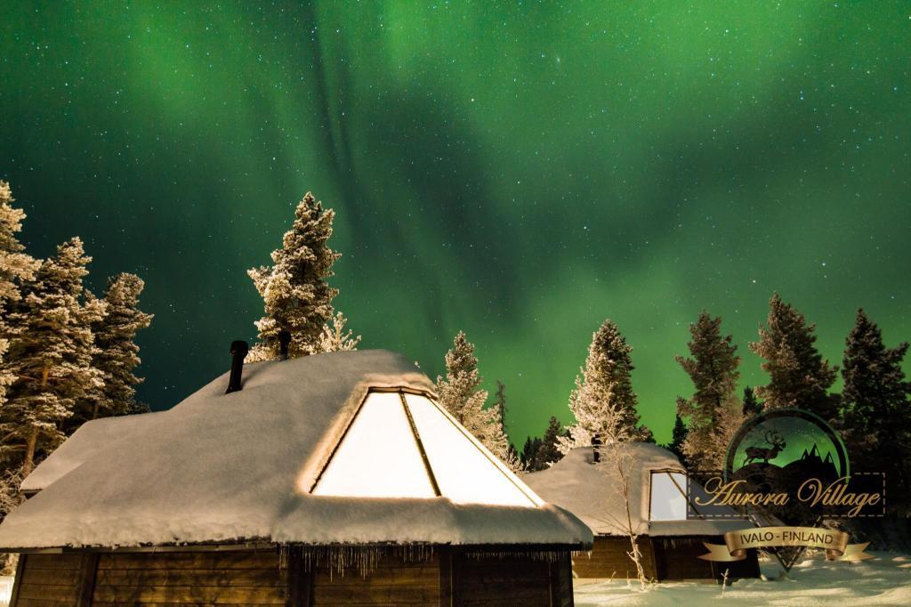 Aurora Village Ivalo in Inari - Room Deals, Photos & Reviews