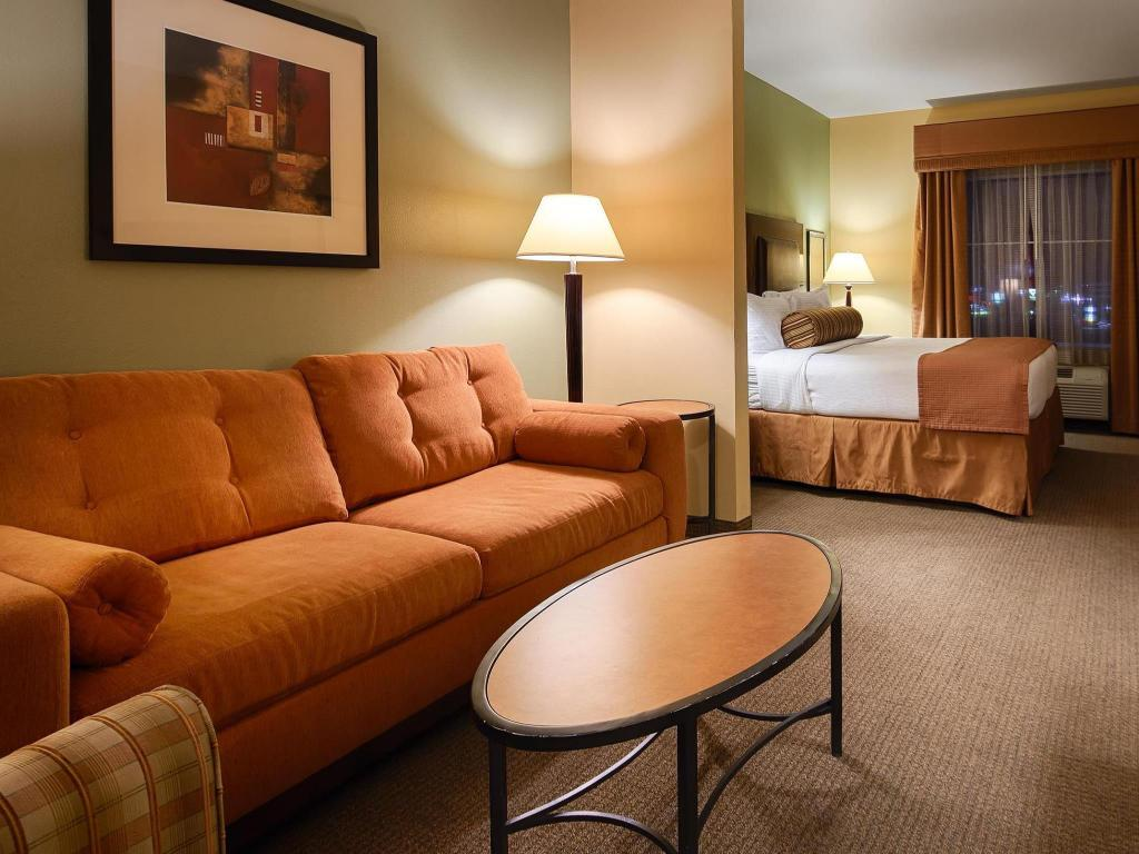 Suite Best Western PLUS Duncanville Dallas