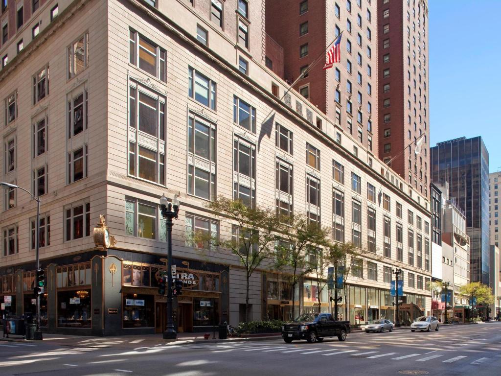 More about Palmer House a Hilton Hotel