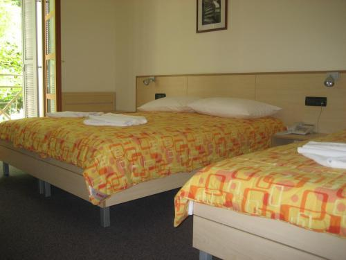 Trippelrom (Triple Room)