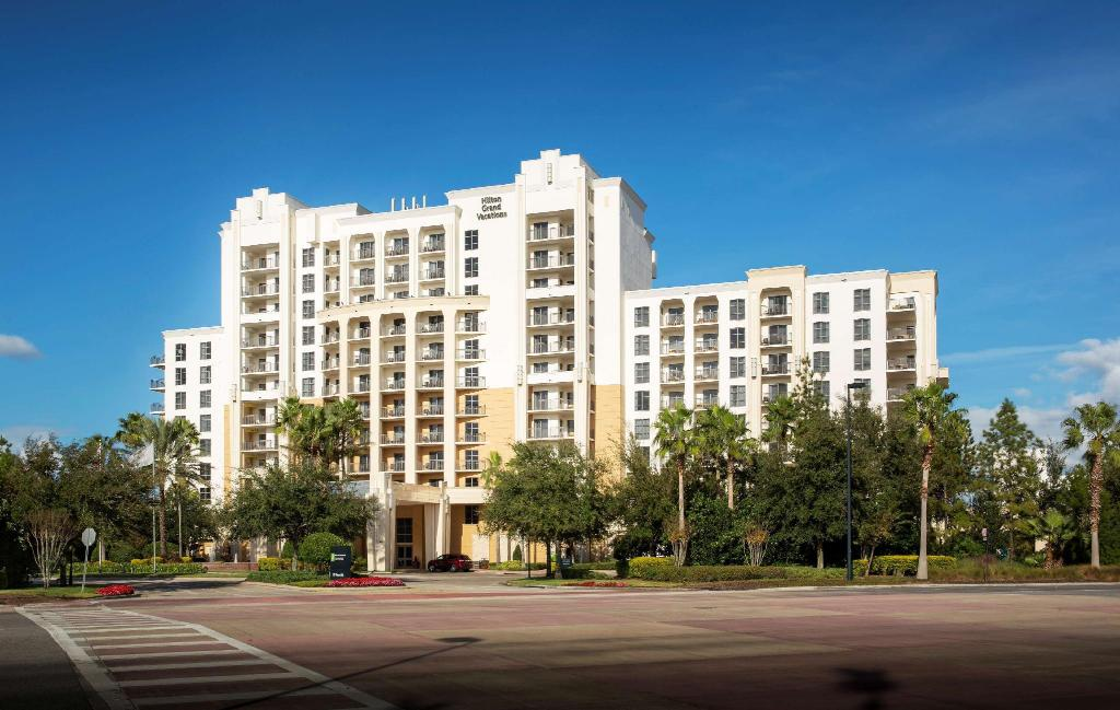 Las Palmeras A Hilton Grand Vacations Club in Orlando (FL