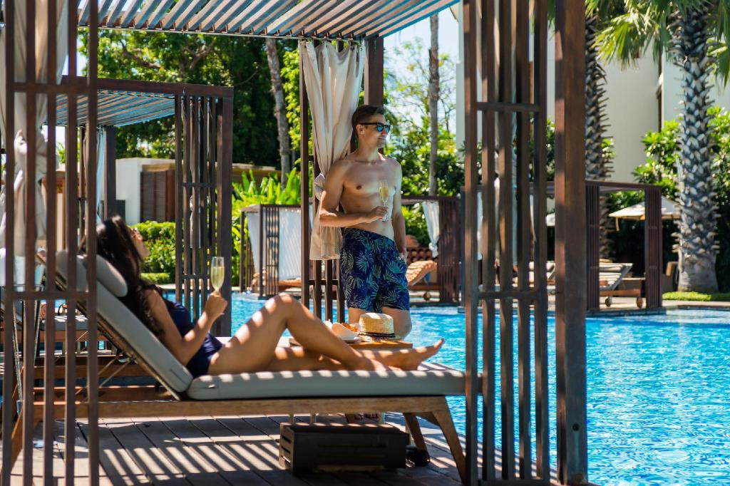 Swimming pool [outdoor] InterContinental Hua Hin Resort