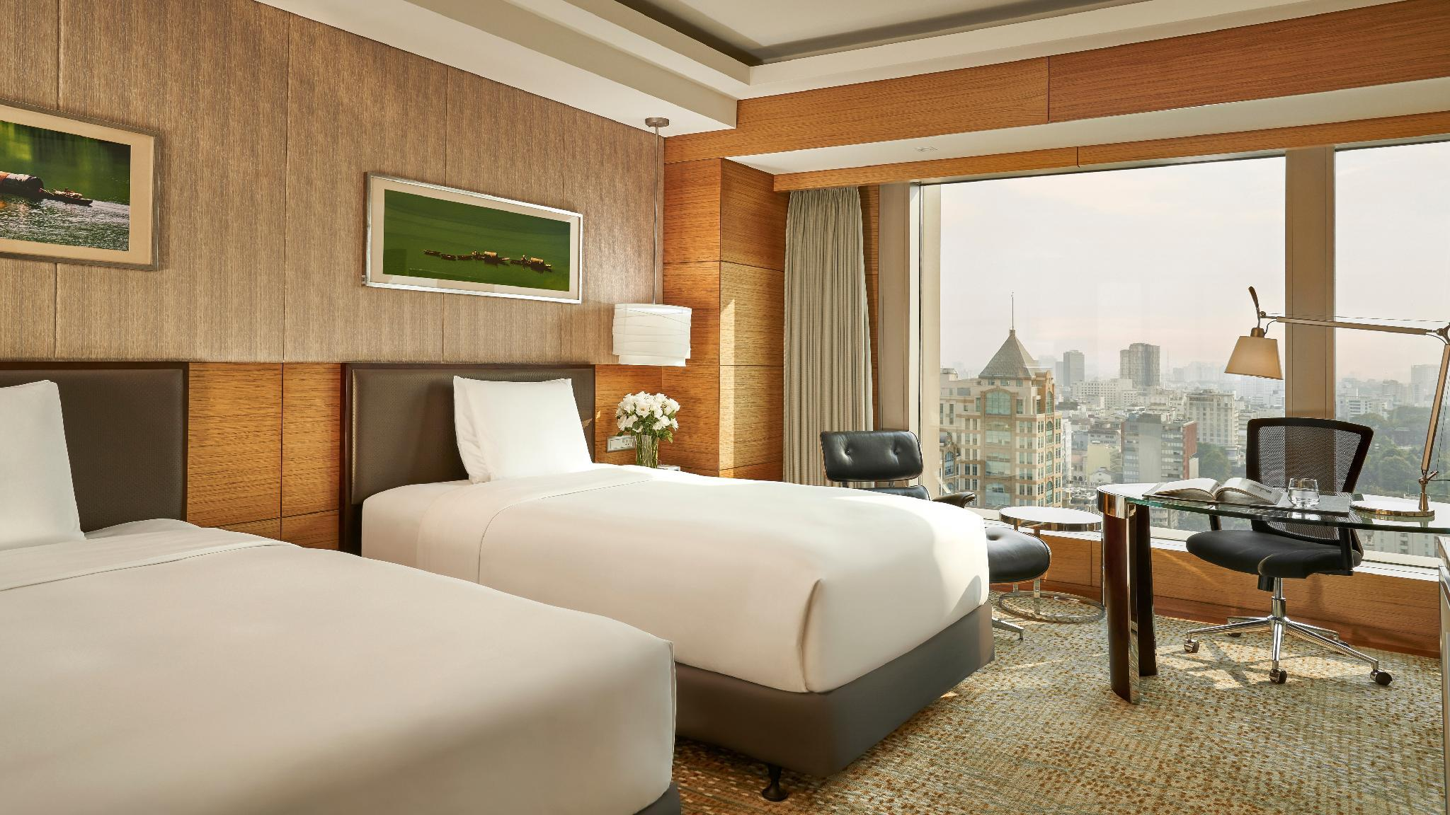 Twin Bed Club Intercontinental Room