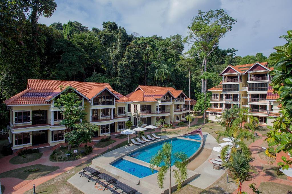 Anjungan Beach Resort in Pangkor - Room Deals, Photos & Reviews