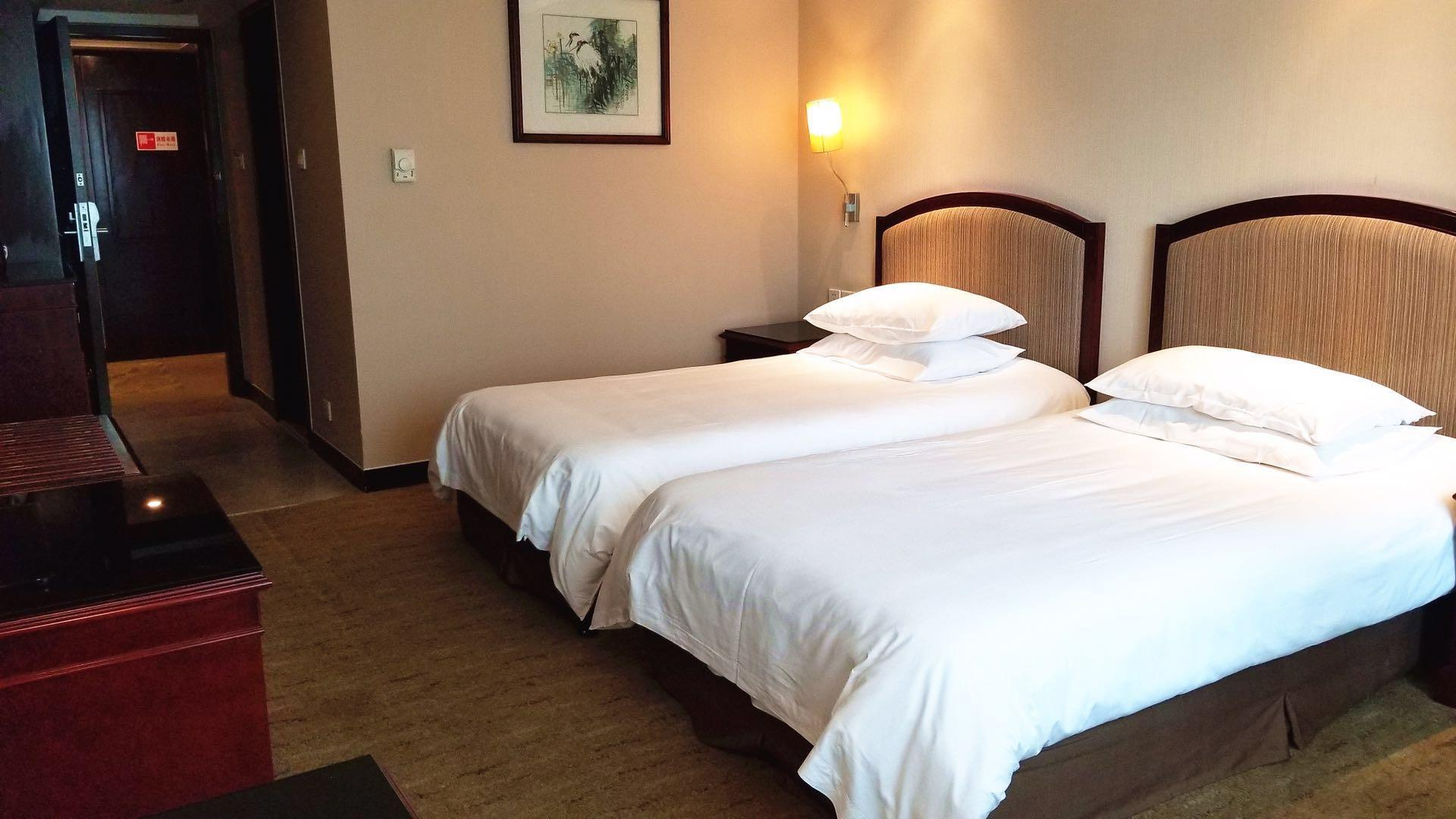 Quarto Twin Business (Business Twin Room)