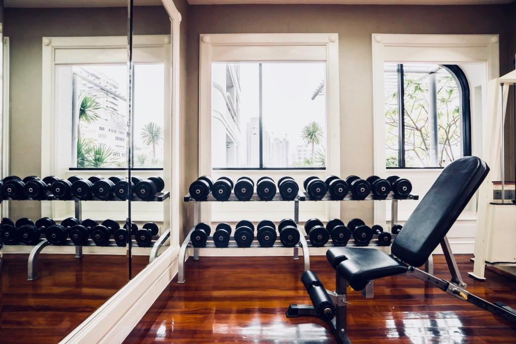 Fitness center Phachara Suites Sukhumvit