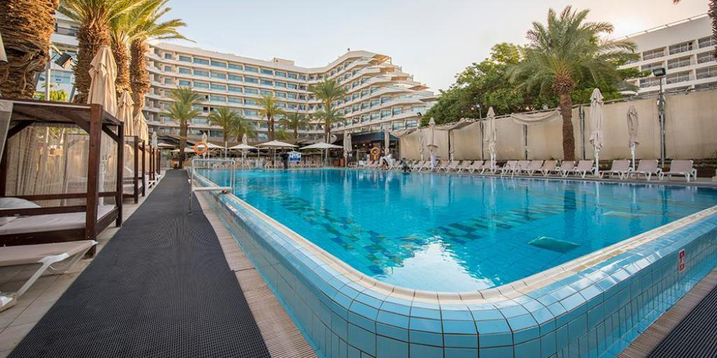 Swimming pool [outdoor] Rimonim Eilat Hotel
