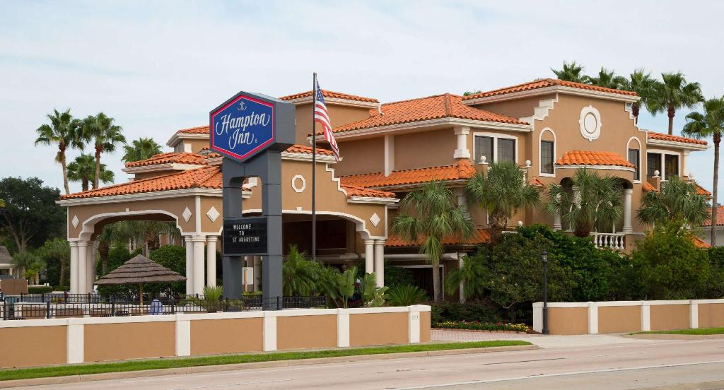 More about Hampton Inn St. Augustine Historic District