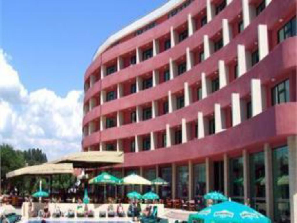 Pohled zvenku Mena Palace Hotel - All Inclusive