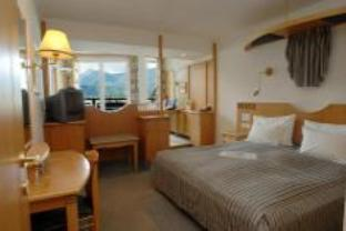 Deluxe dobbeltrom med balkong (Deluxe Double Room with Balcony)