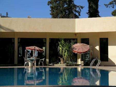 Swimming pool Hotel Ouzoud