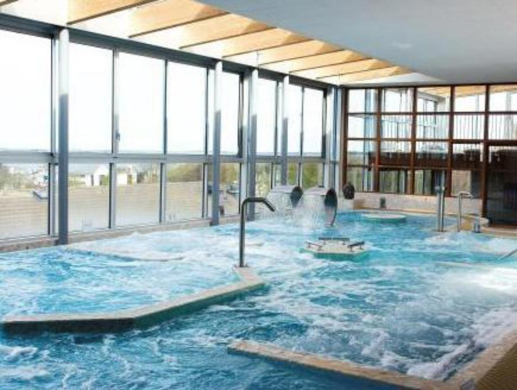 Swimming pool Varbergs Stadshotell & Asia Spa