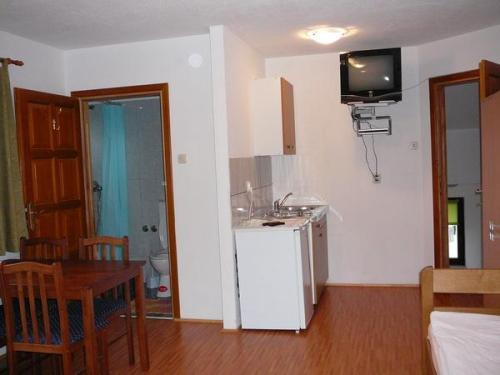 Studio s balkonem (Studio with Balcony)