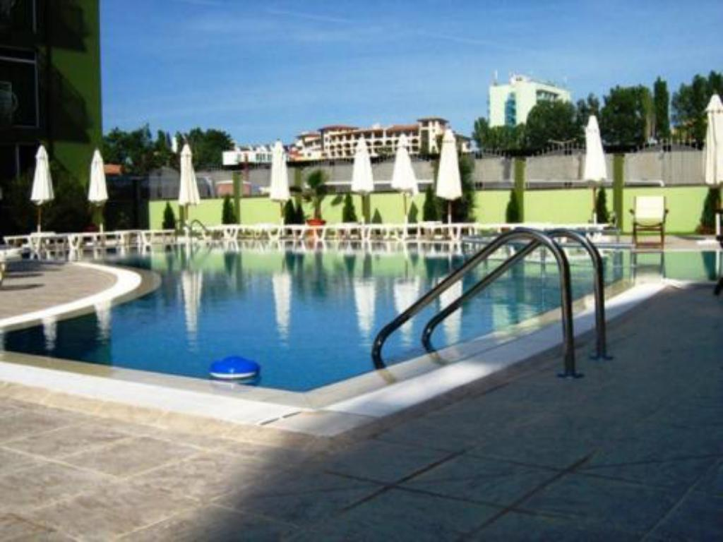 Swimming pool MPM Hotel Boomerang - All Inclusive LIGHT