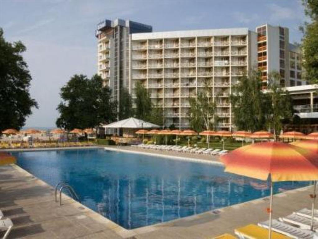 Piscina Kaliakra Hotel - All Inclusive
