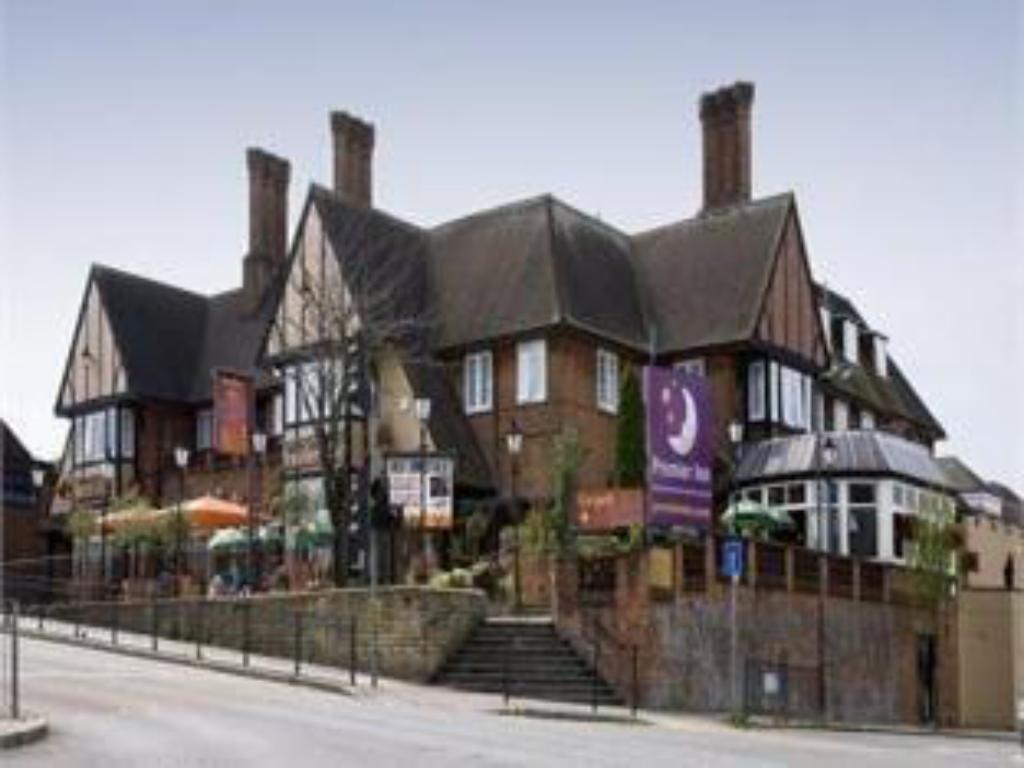 Apkārtne Premier Inn London Harrow