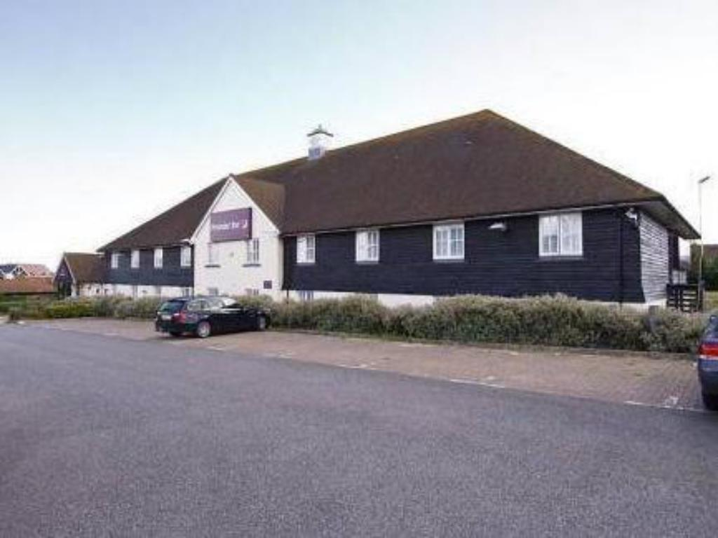 Exterior view Premier Inn Whitstable