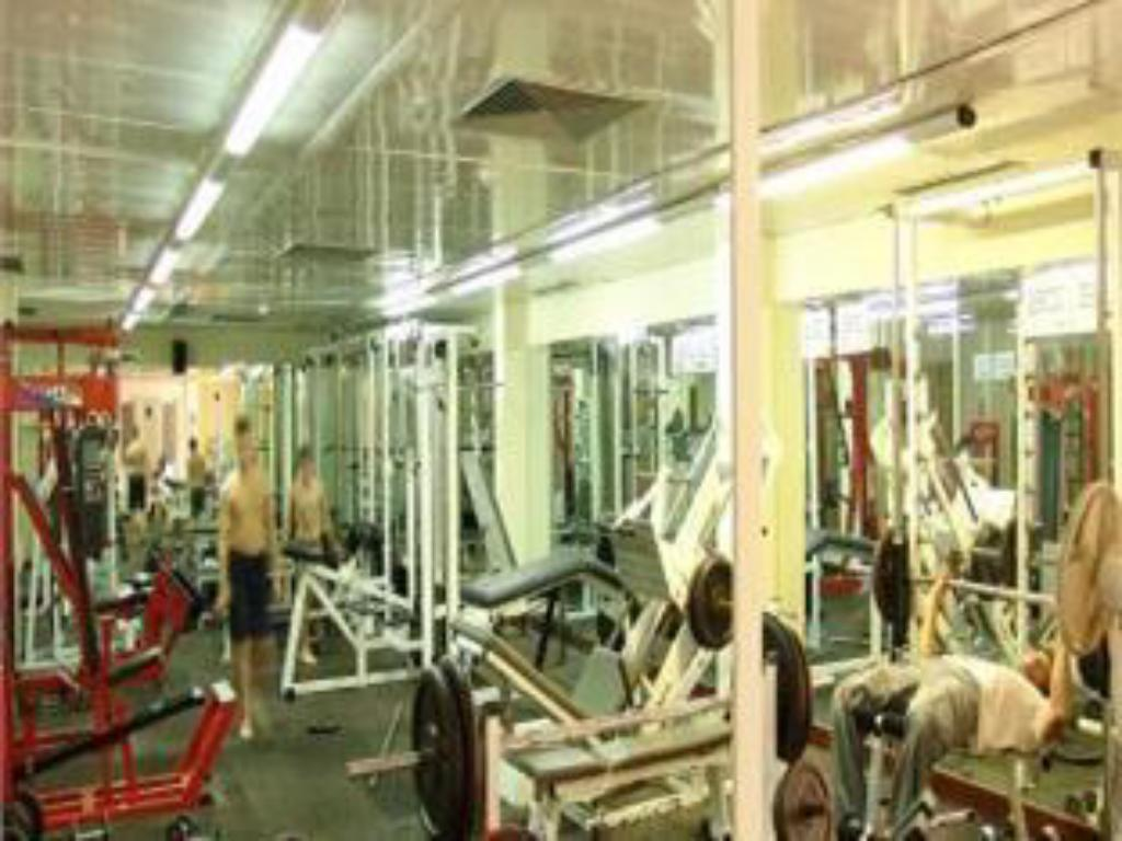 Fitness center Luna Miramar - All Inclusive