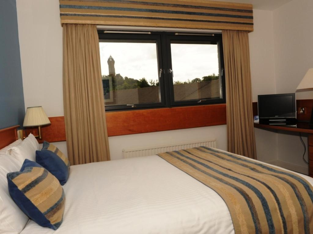 Classic Double/Twin - Bed Stirling Court Hotel