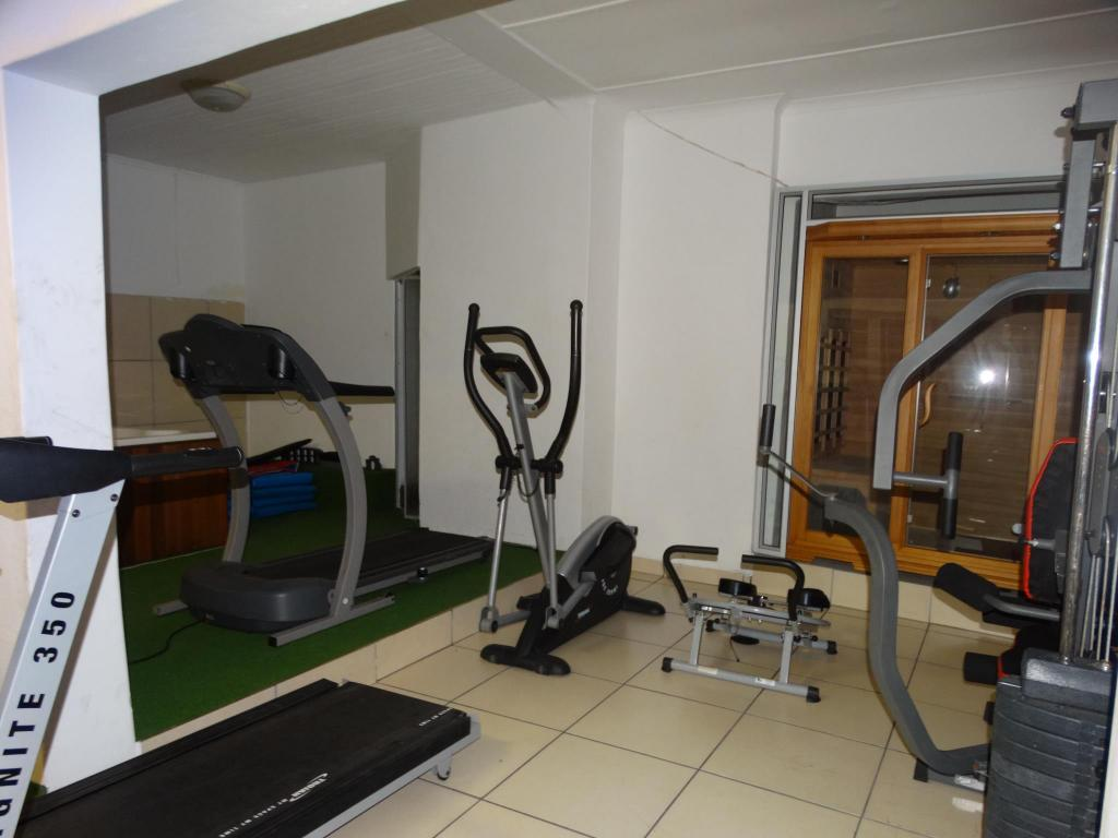 fitnesscenter The Anglers Rod Guesthouse