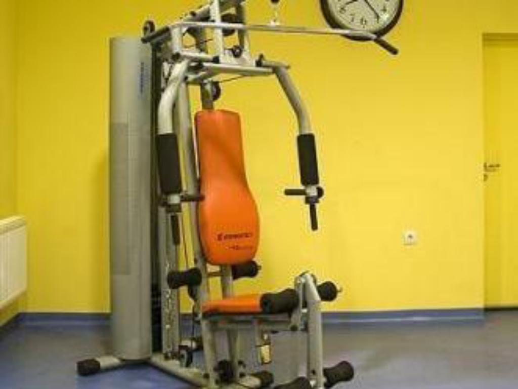 Fitness center Hotel Bajt