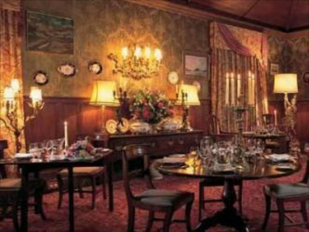 Ristorante Sharrow Bay Country House Hotel