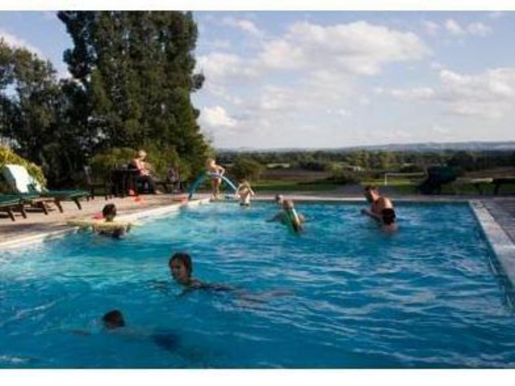 Swimming pool Woolley Grange - A Luxury Family Hotel