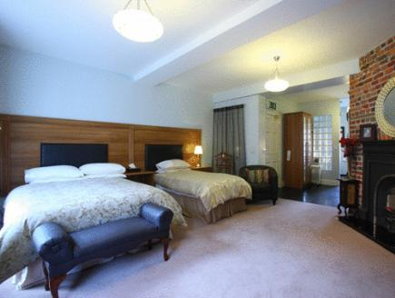 Suite W.B. Yeats (1 Cama Individual e 1 Cama King-size) (The W.B.Yeats Suite (Single & King))