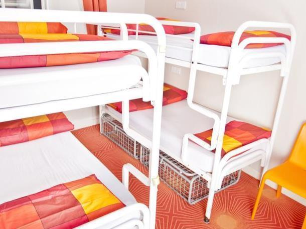 Bed in 4-Bed Dormitory Room Ensuite