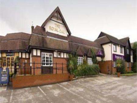 Pemandangan luar Premier Inn Wirral - Bromborough