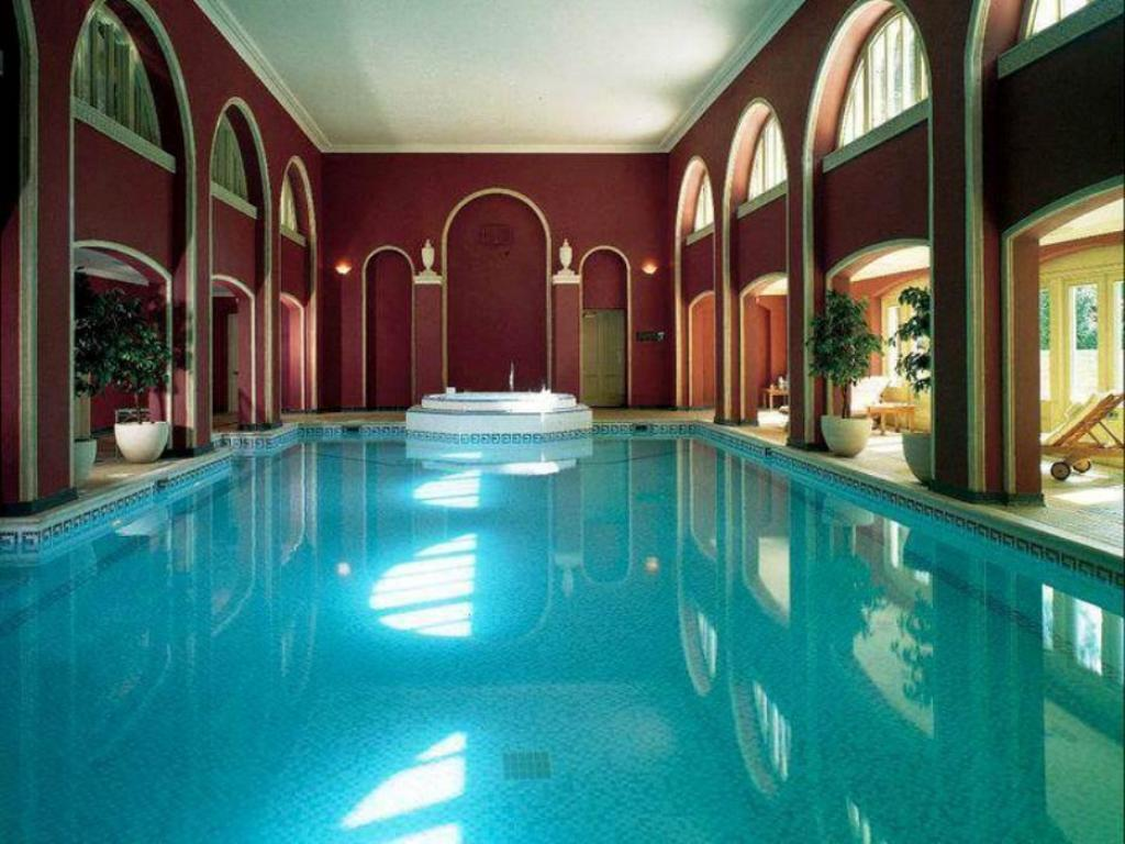 Swimming pool Hartwell House & Spa