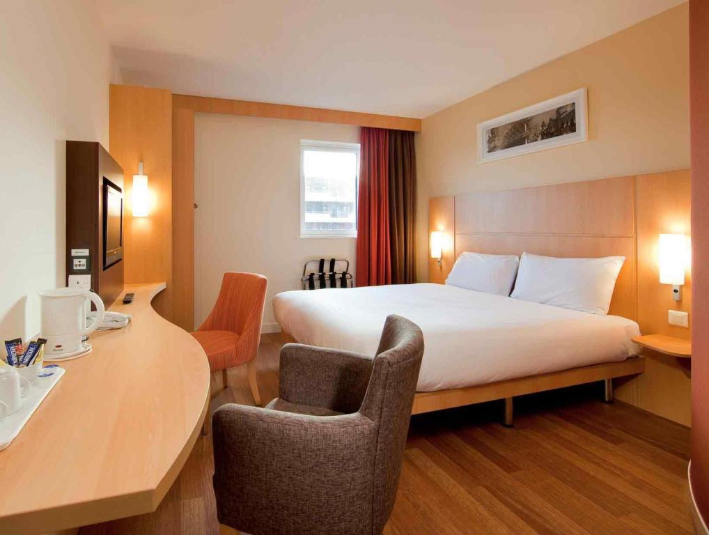 Doble amb 1 llit doble Ibis Belfast City Centre Hotel