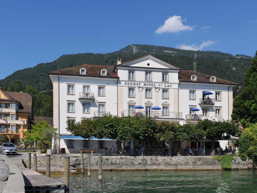 Seehof Hotel Du Lac Luzern Ab 169 Agoda Com