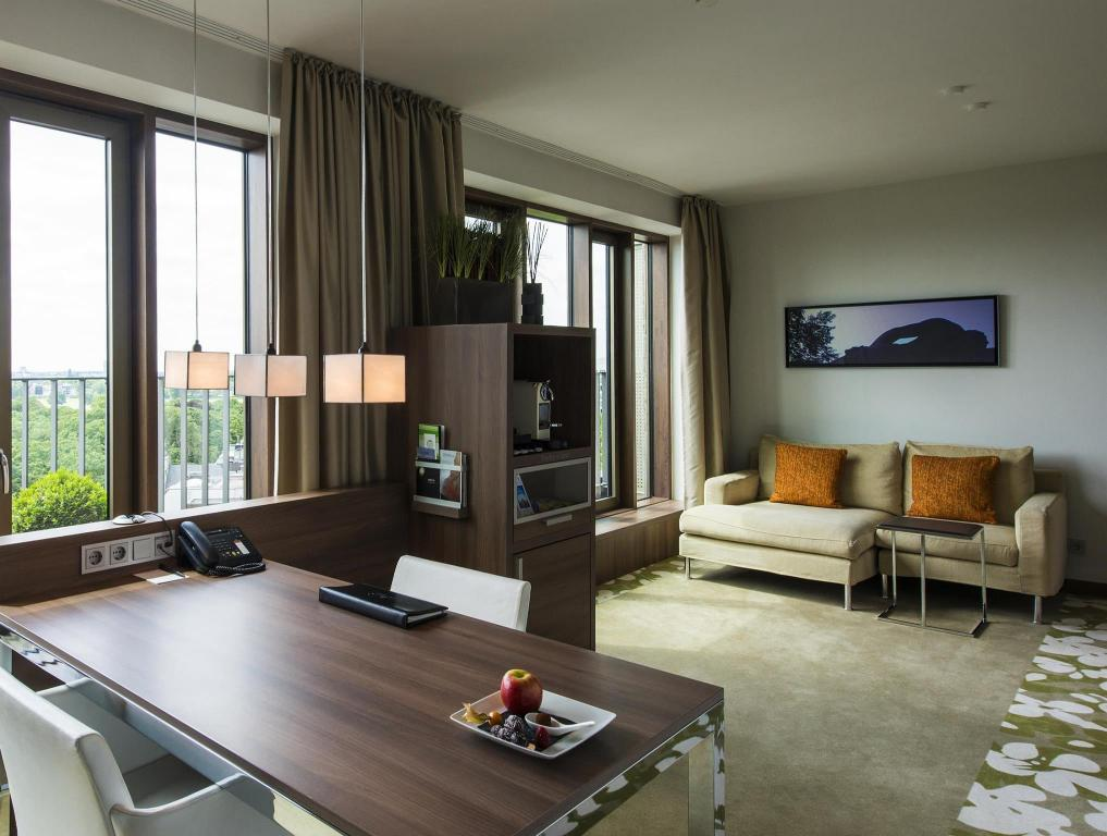 More about Melia Dusseldorf Hotel