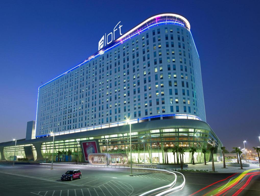 More about Aloft Abu Dhabi