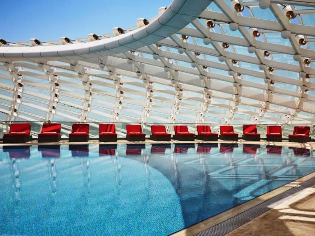 Best price on yas viceroy abu dhabi in abu dhabi reviews - Hotels in abu dhabi with swimming pool ...