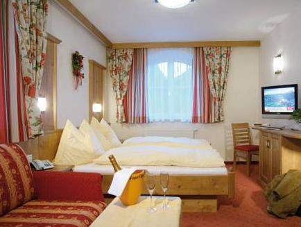Dobbeltrom med balkong (Double Room with Balcony)