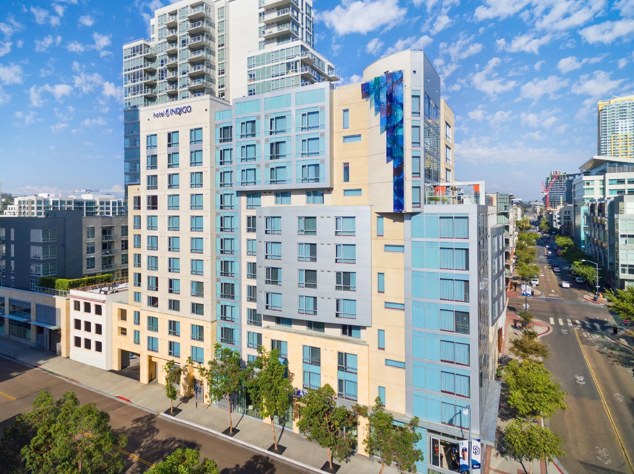 More About Hotel Indigo San Diego   Gaslamp Quarter